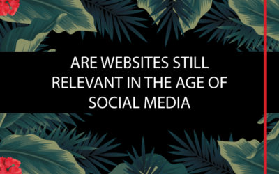 Are Websites Still Relevant in the Age of Social Media?