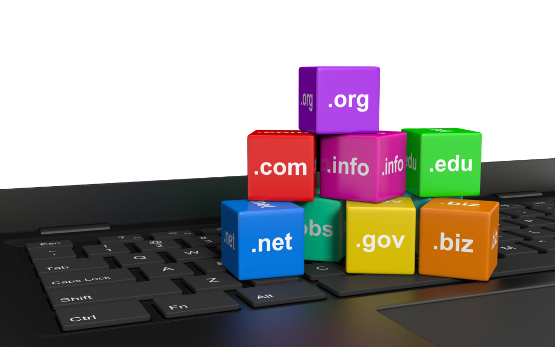 Supported Domain Extensions